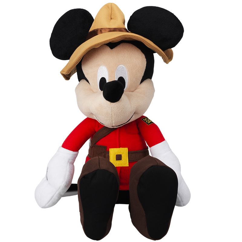 RCMP Mickey Mouse Plush Toy