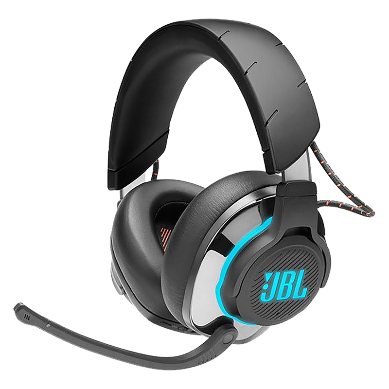 JBL Quantum 800 Wireless Noise Cancelling Gaming Headset - JBLQUANTUM800BLKAM