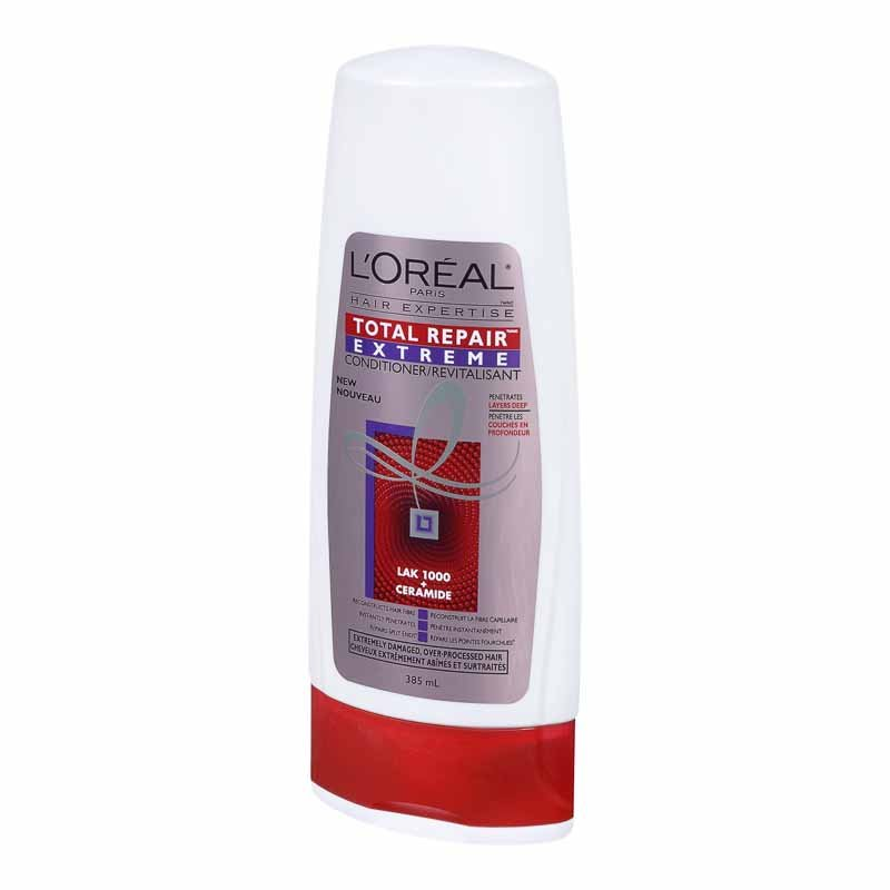 L'Oreal Total Repair Extreme Conditioner - 385ml