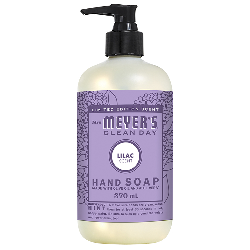 Mrs. Meyer's Clean Day Hand Soap - Lilac - 370ml