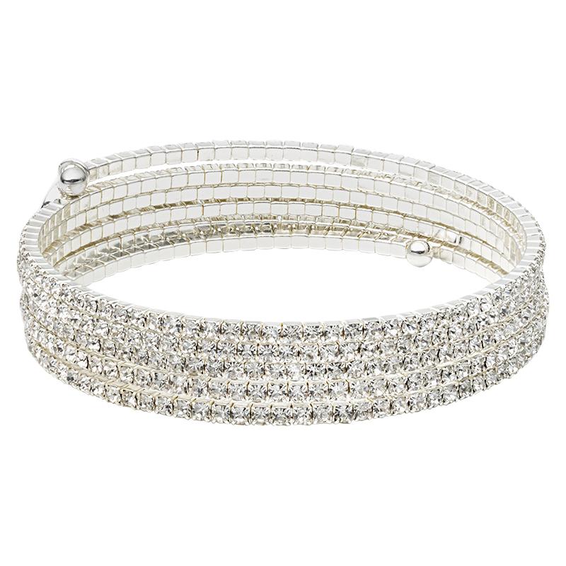 Anne Klein Stone Flex Bracelet London