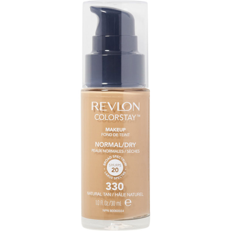 revlon foundation for dry skin