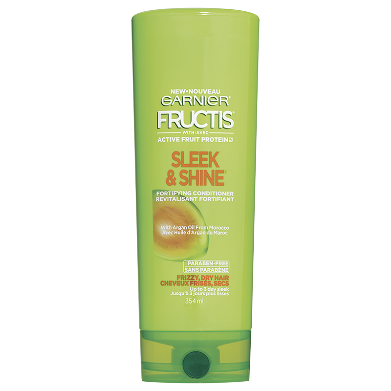 Garnier Fructis Sleek & Shine Conditioner - 354ml