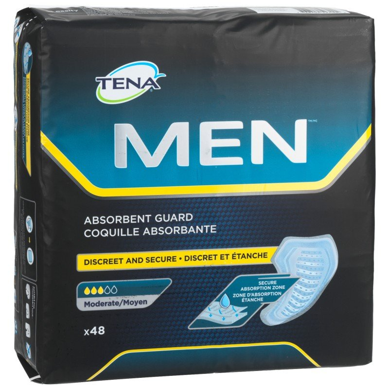 Tena Men - Protection Guards - 48's
