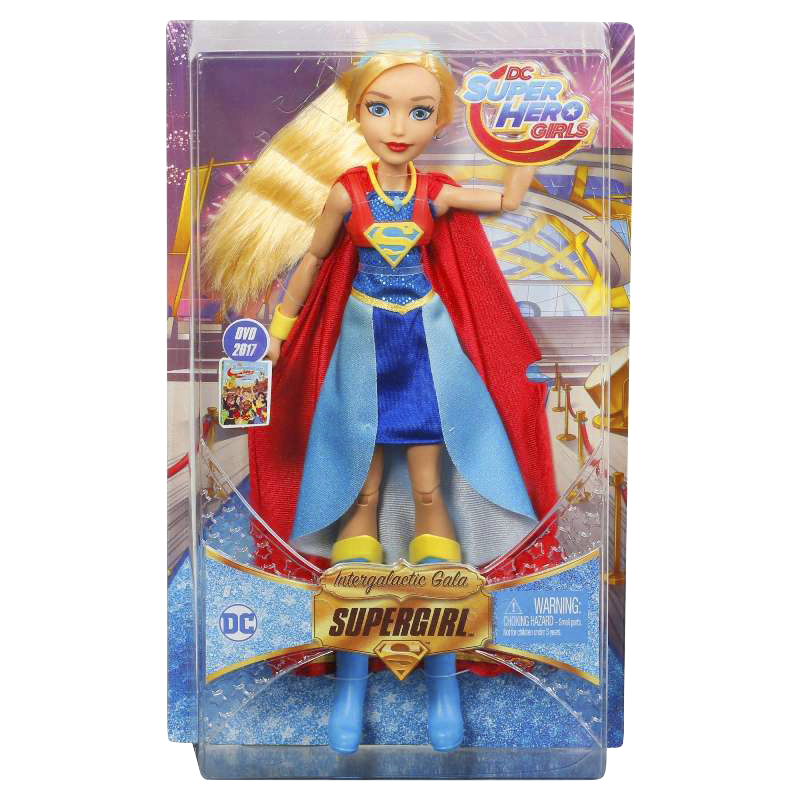 DC Girls Intergalactic Dolls - Assorted