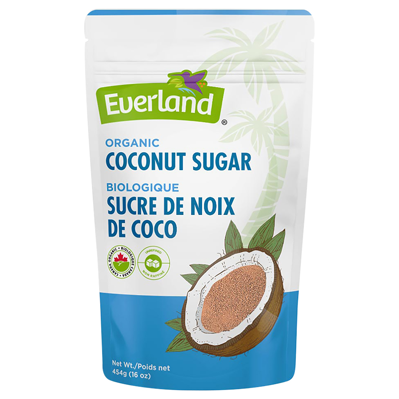 Everland Coconut Palm Sugar - 454g