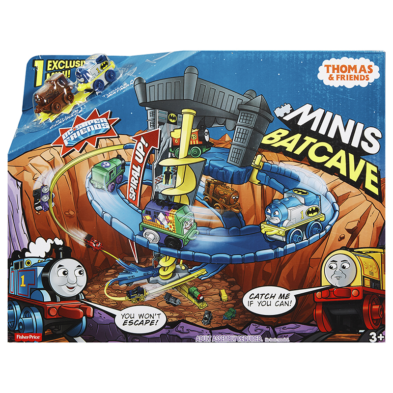 Thomas & Friends Minis Batcave Set