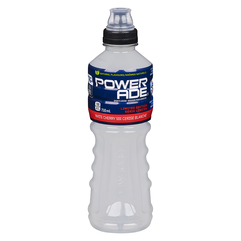 Powerade White Cherry - 710ml