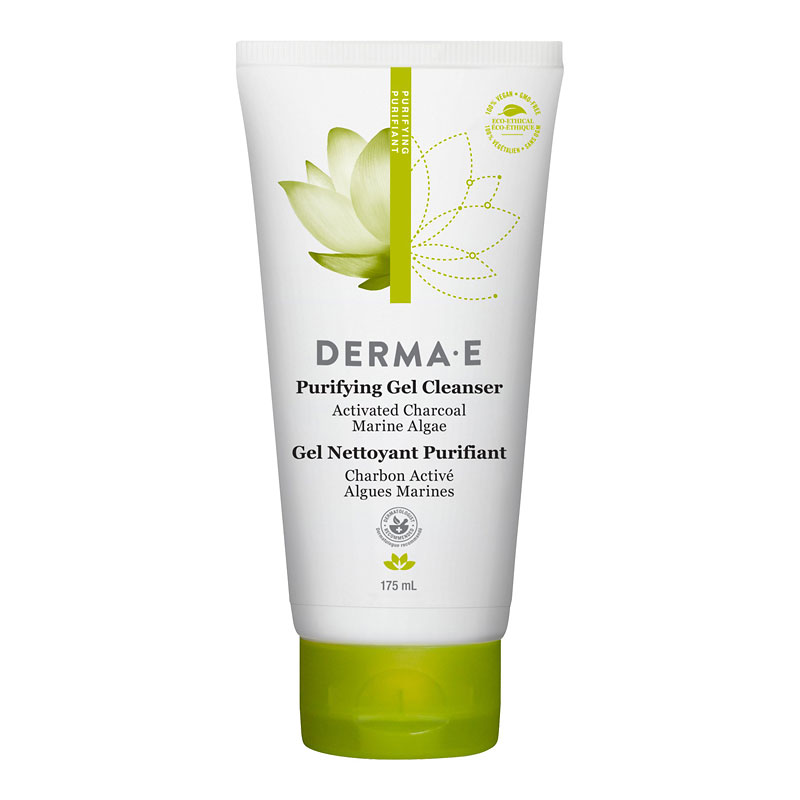 Derma E Purifying Gel Cleanser - 175ml