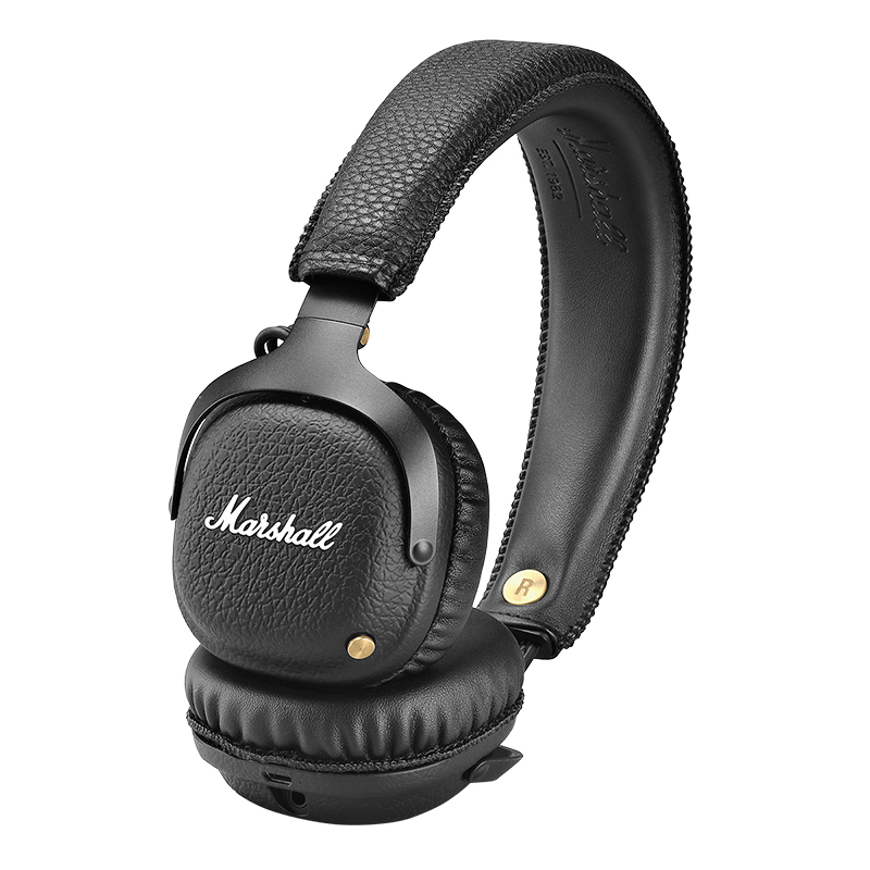 Marshall Mid ANC Headphones - Black