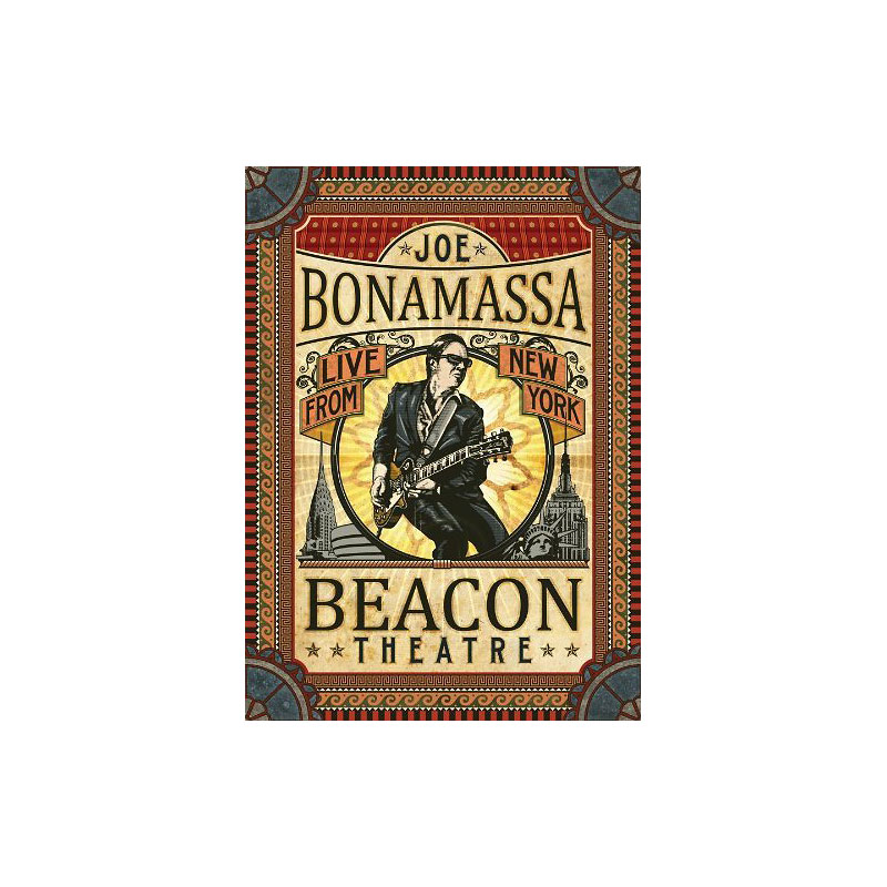 Joe Bonamassa - Live from New York: Beacon Theatre - Blu-ray