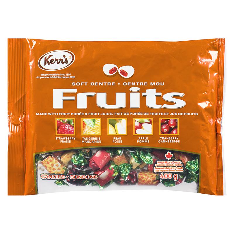 Kerrs soft centre fruits 400g london drugs kerrs soft centre fruits 400g reheart Image collections