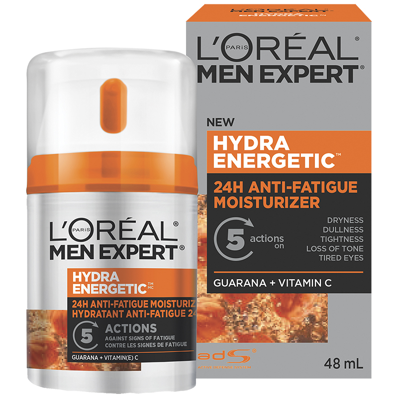 L'Oreal Men Expert All In One Moisturizer - Hydra Energetic - 48ml