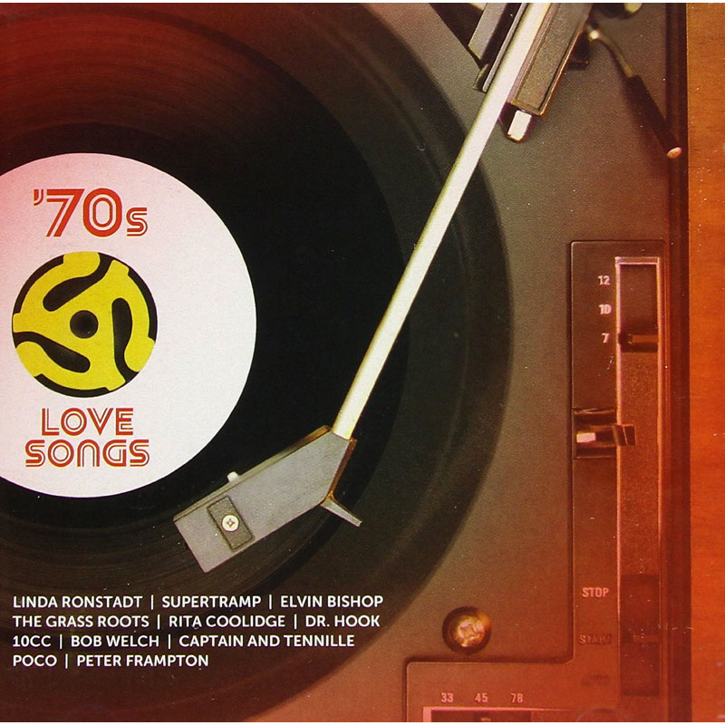 Various Artists - '70s Love Songs - ICON - CD