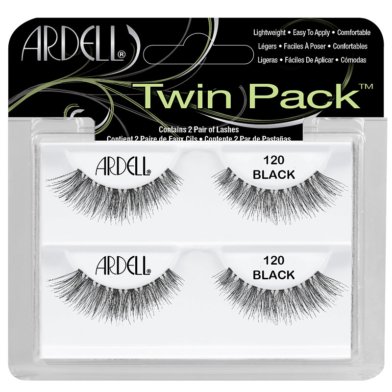 Ardell Fashion Lashes - 120 - 2PK