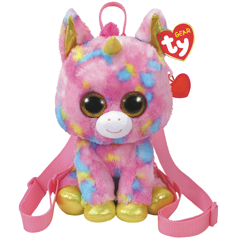 Ty Gear Backpack - Fantasia the Unicorn