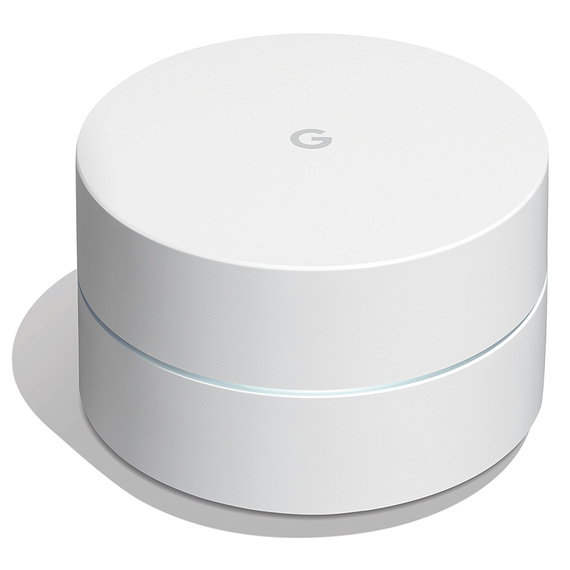 Google Wifi 1 Pack - White - GA3A00440-A08