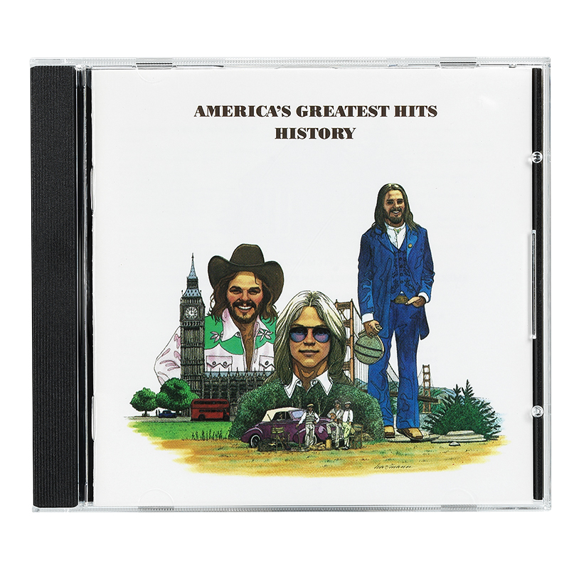 America - Greatest Hits - CD