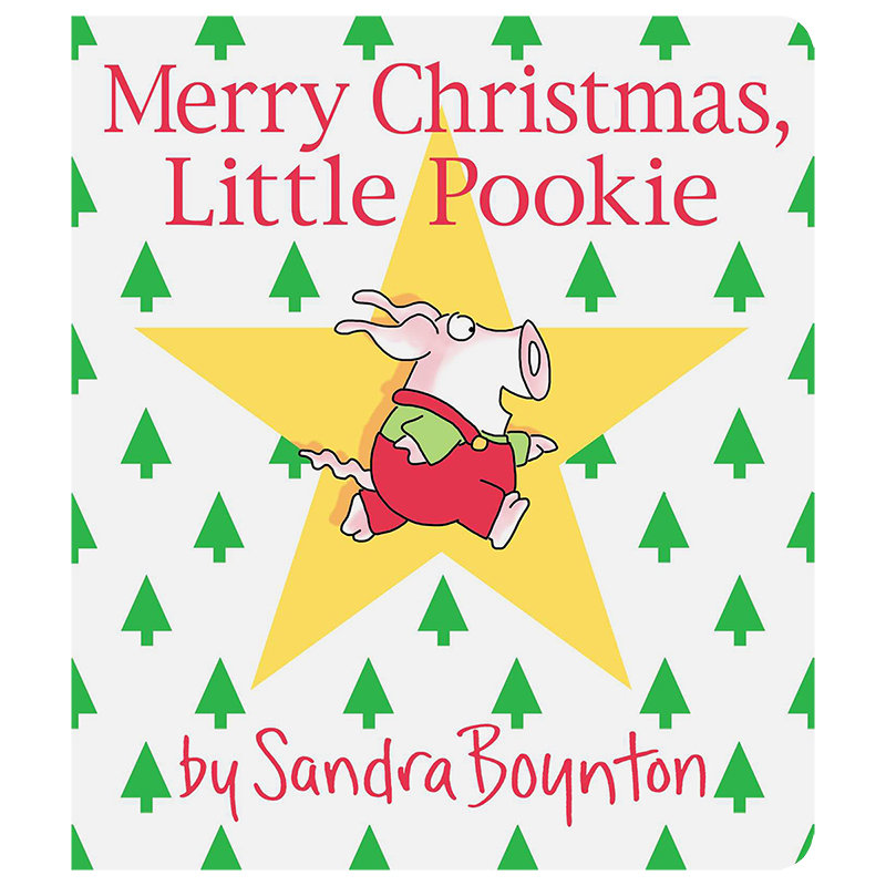 Merry Christmas Little Pookie by Sandra Boynton