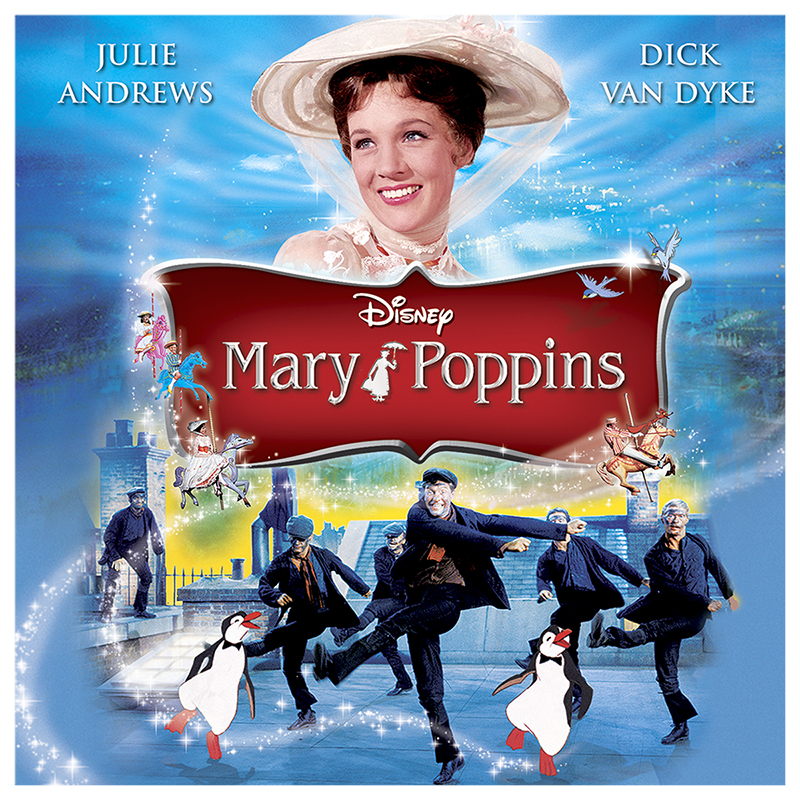Soundtrack - Mary Poppins (Original Motion Picture Soundtrack) - CD