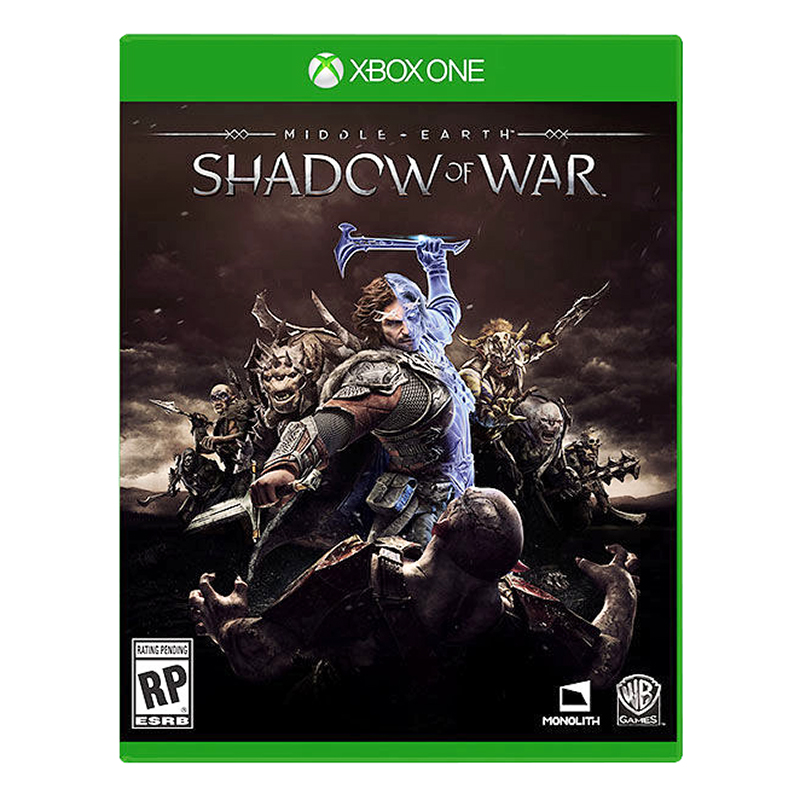 Xbox One Middle Earth - Shadow of War