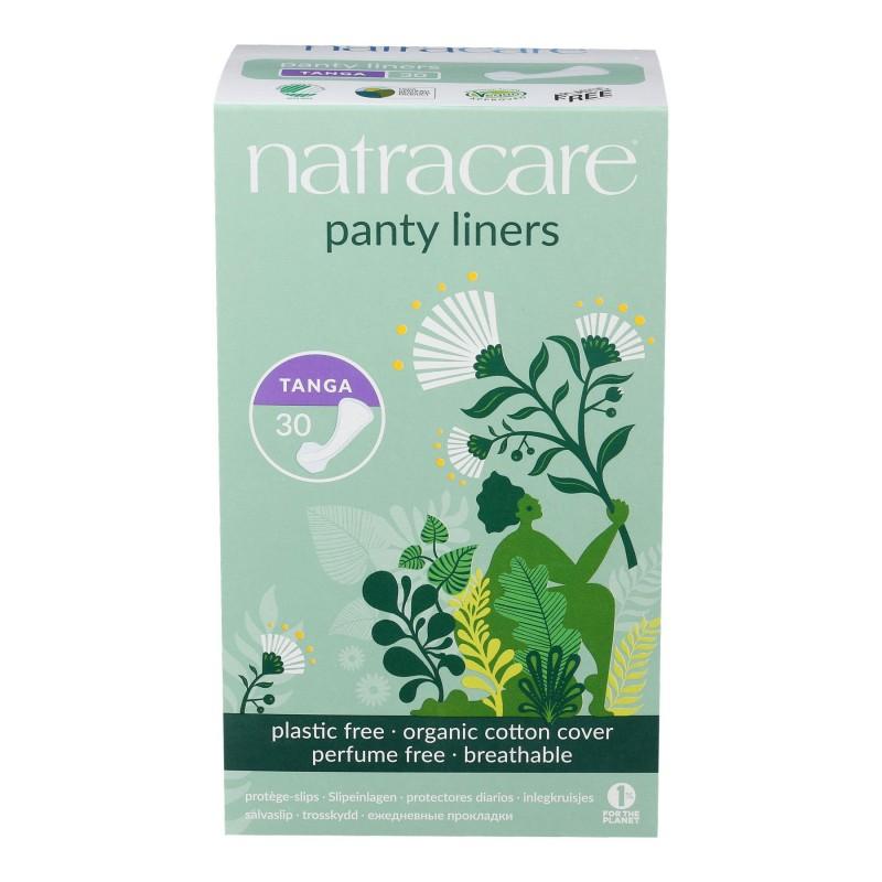 Natracare Natural Tanga Panty Liners - 30s | London Drugs