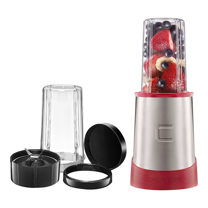 Chefman Ultimate Personal Smoothie Blender - Red