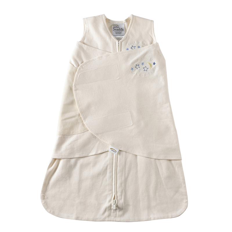 Halo SleepSack Swaddle - Newborn - Cream