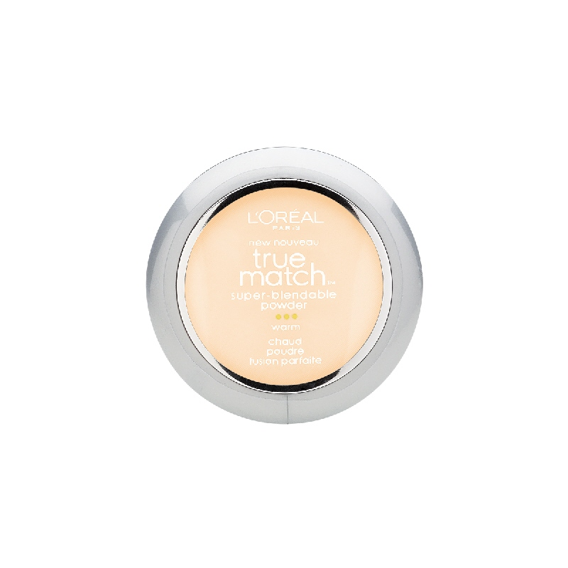 L'Oreal True Match Super Blendable Powder - Light Ivory