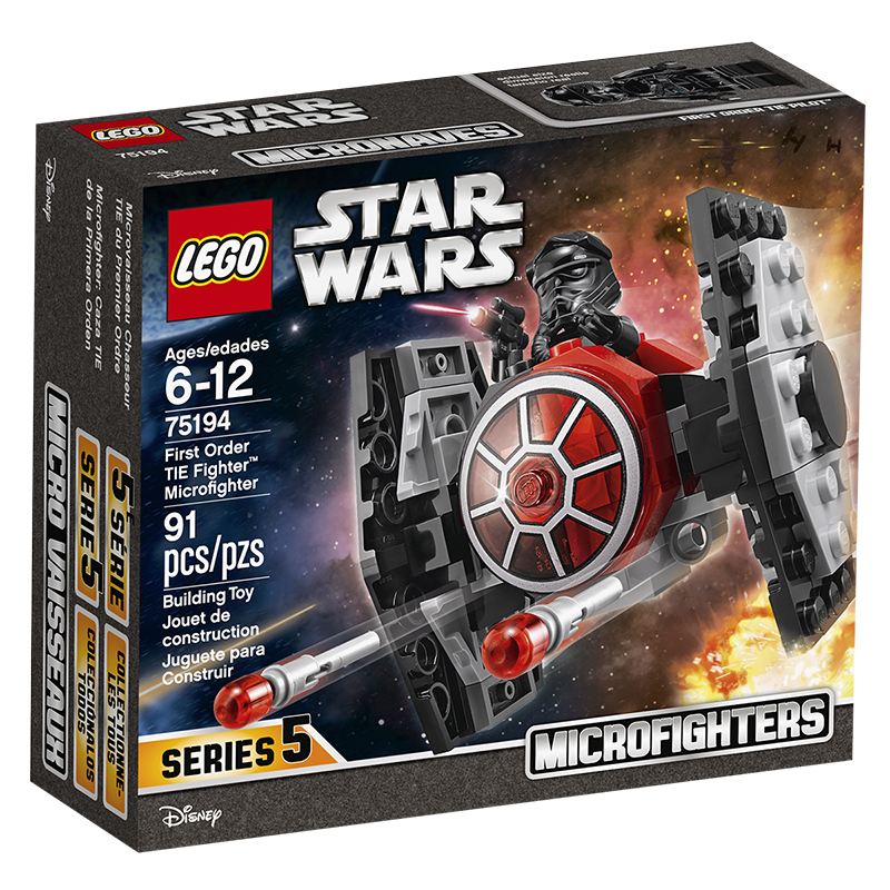LEGO Star Wars - First Order TIE Fighter™ Microfighter