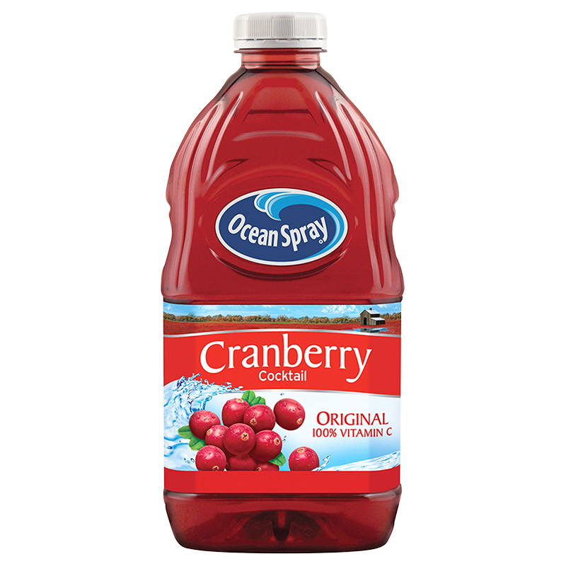 Ocean Spray Cranberry Cocktail - 1.89L