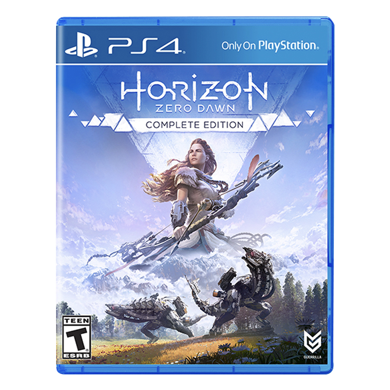 PS4 HORIZON ZERO DAWN CE     3002713