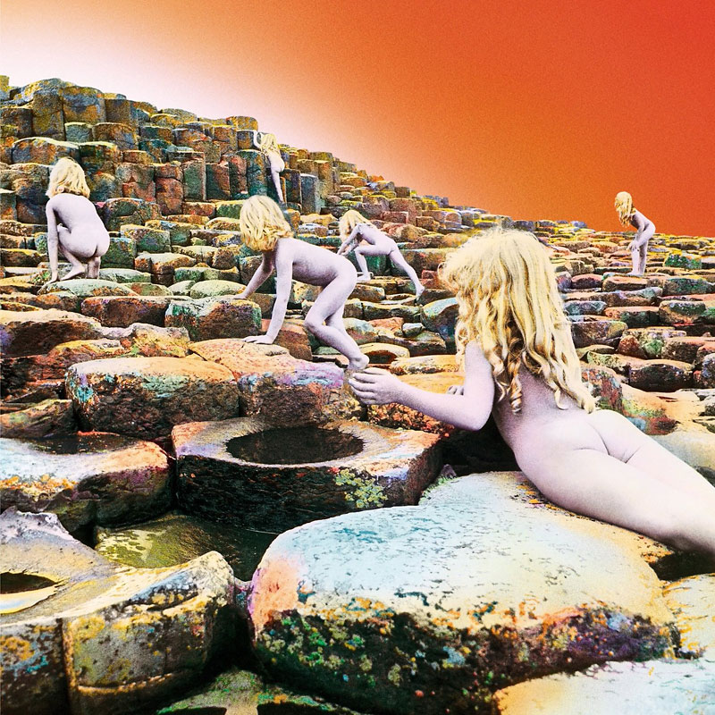 Led Zeppelin - Houses Of The Holy (Remastered) - Vinyl