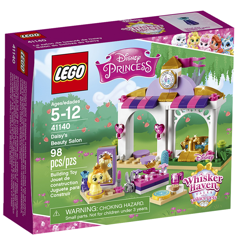 LEGO Disney Princess - Whisker Haven Daisy's Beauty Salon