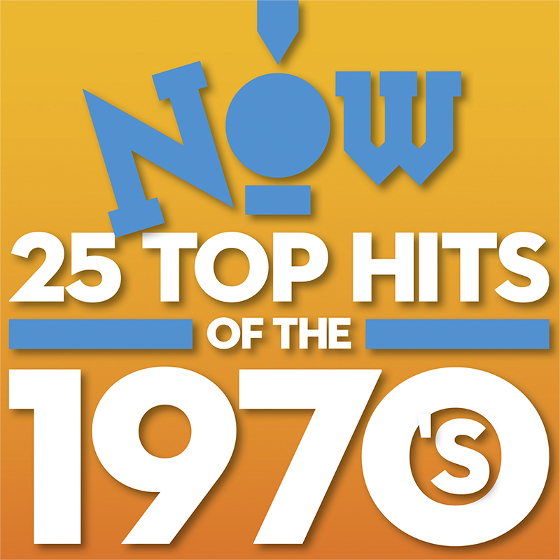 Various Artists - Now 25: The Best Of The 1970's - 2 CD