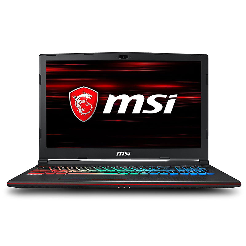MSI Leopard GP63 Gaming Laptop - 15 Inch - Intel i7 - GP63 8RD-048CA