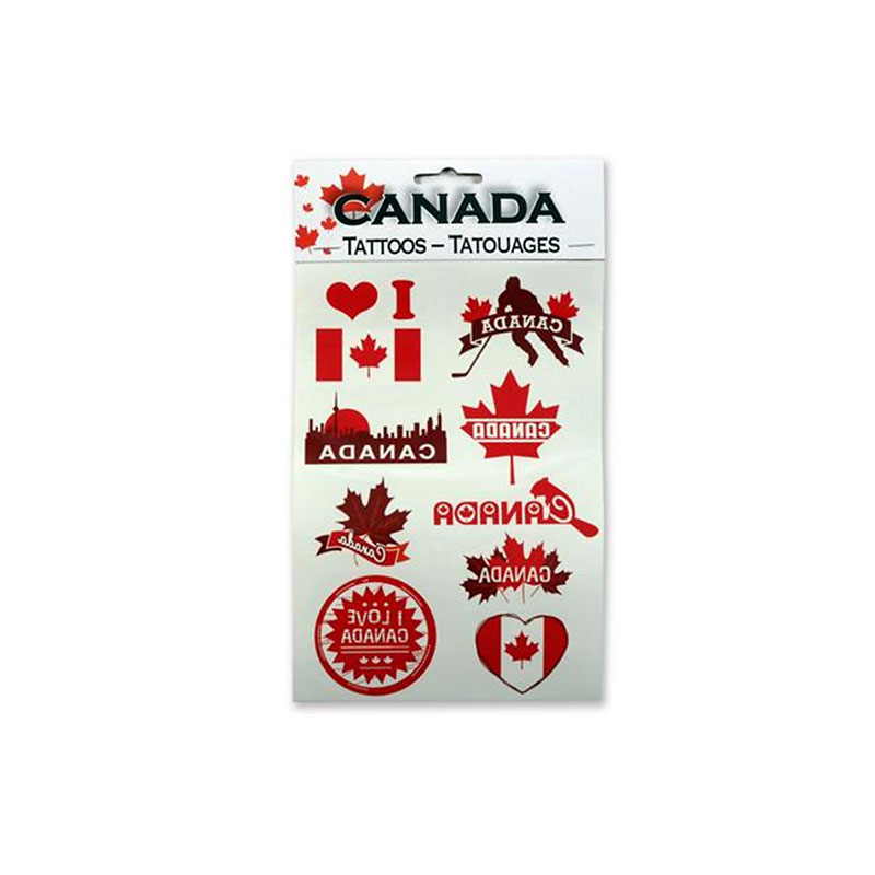 Canada Tattoos - Assorted