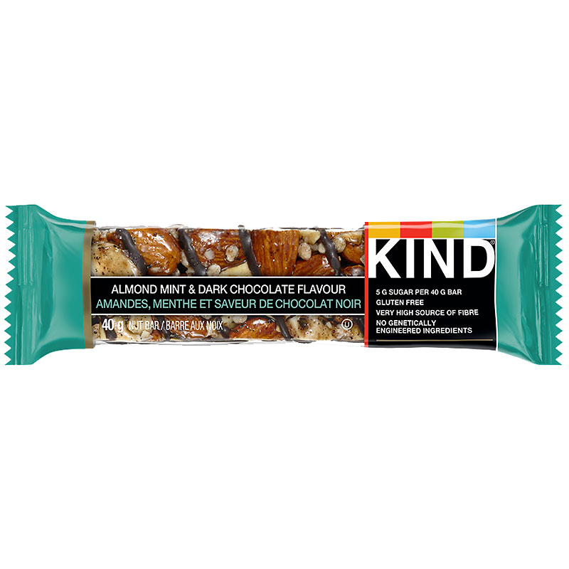 Kind Bar - Almond Mint & Dark Chocolate - 40g
