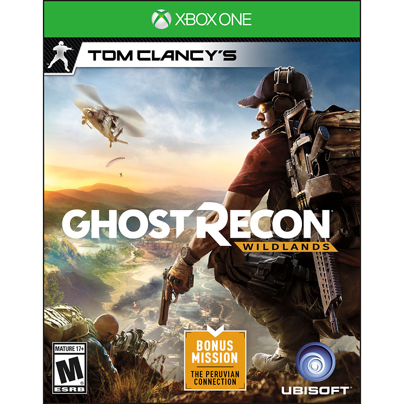 Xbox One Tom Clancy's Ghost Recon Wildlands - Standard Edition