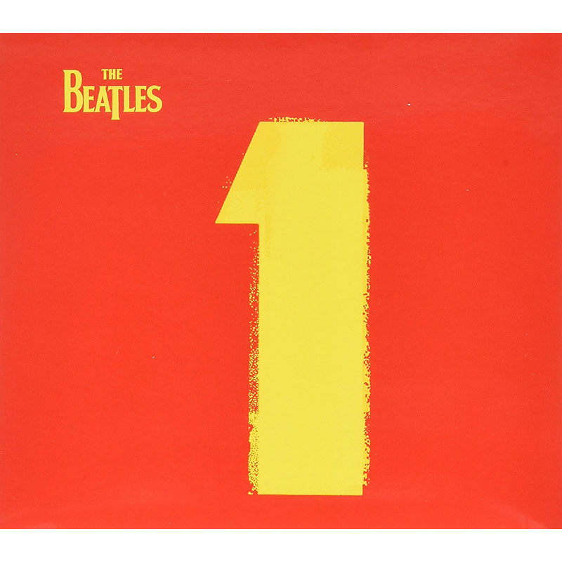 The Beatles - 1 - CD