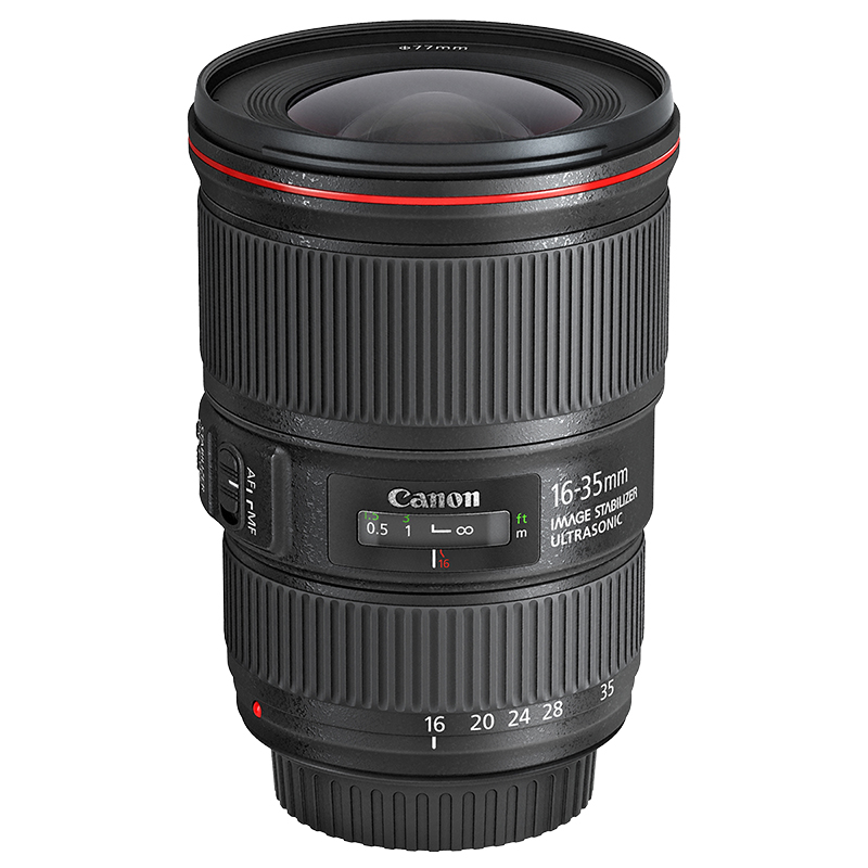 Canon EF 16-35mm F/4L IS USM - 9518B002