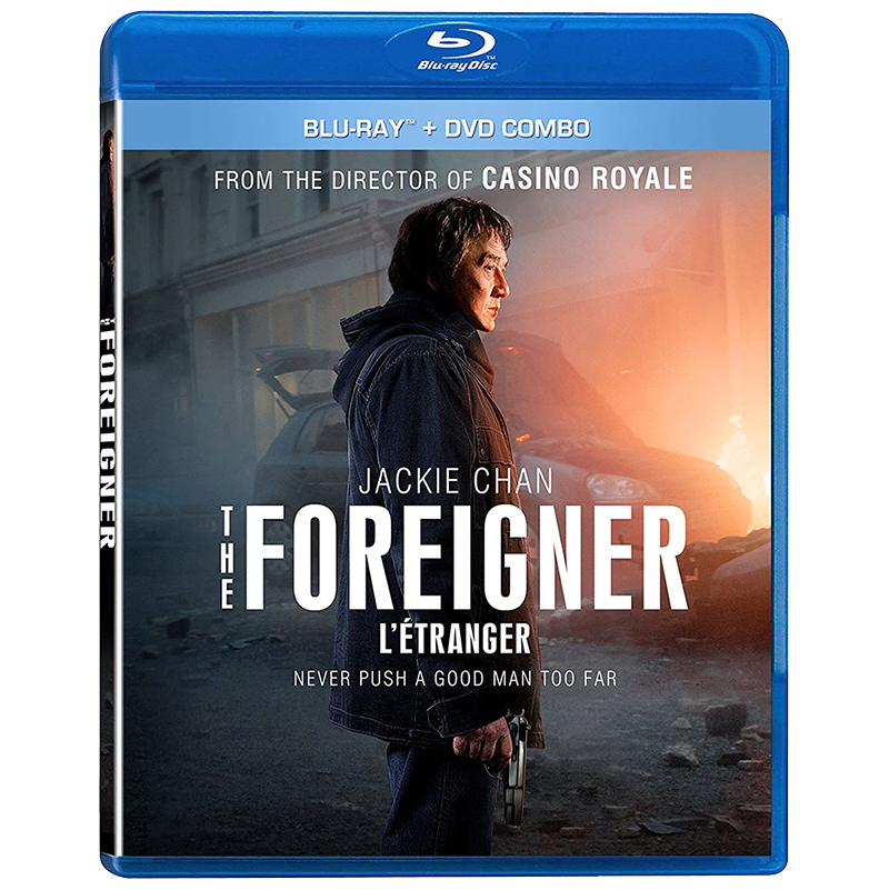 The Foreigner - Blu-ray