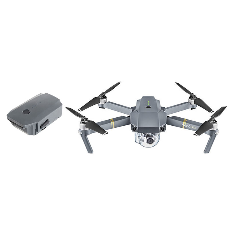 DJI Mavic Pro Drone with Mavic Flight Battery - PKG #34775