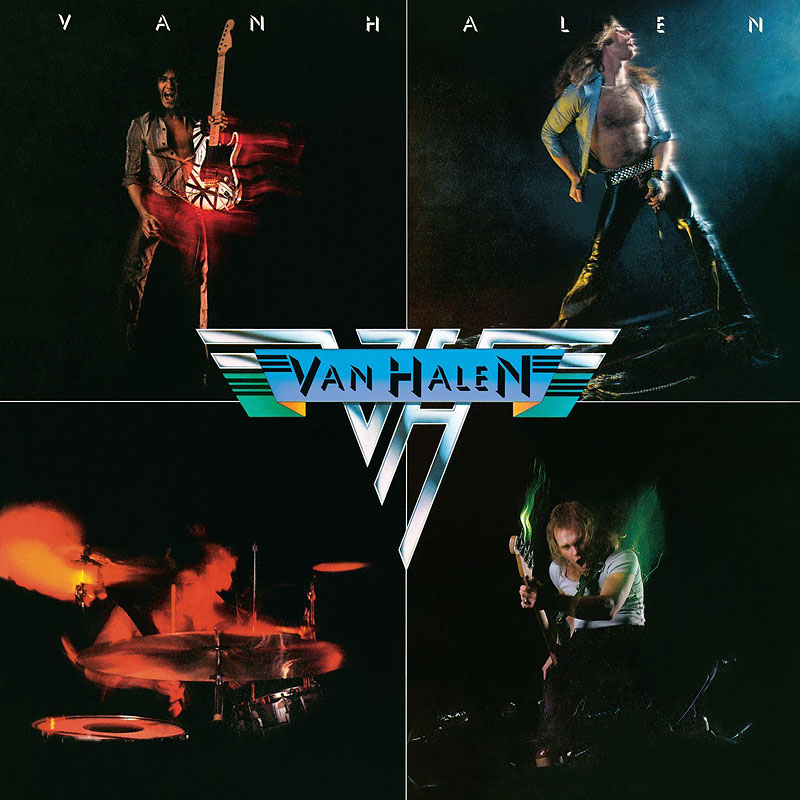 Van Halen - Van Halen (Remastered) - CD