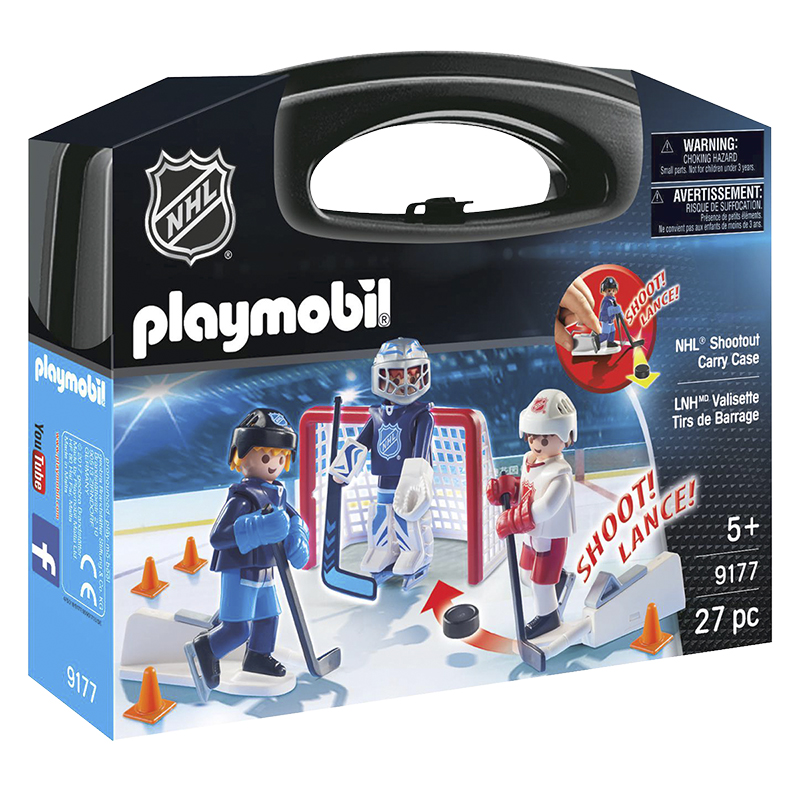 Playmobile Carry Case - NHL
