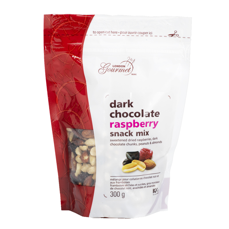 London Gourmet Snack Mix - Dark Chocolate - 300g