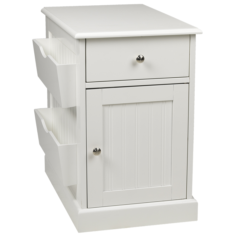 London Drugs Side Cabinet - White