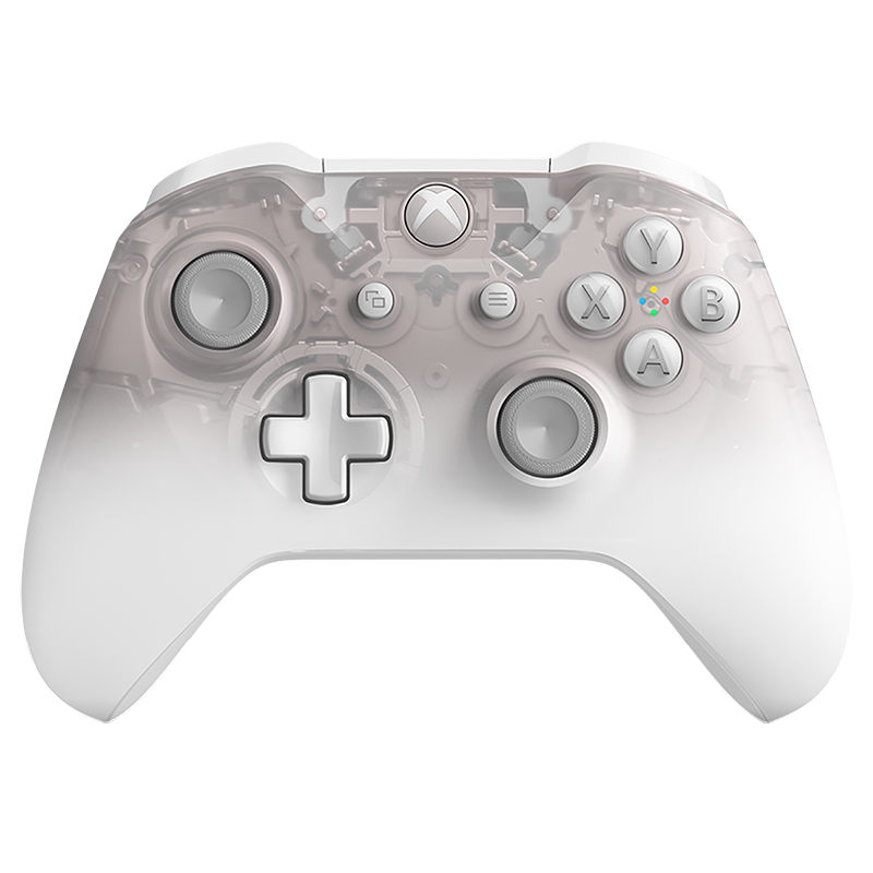 Xbox One Wireless Controller - Phantom White Special Edition - WL3-00120