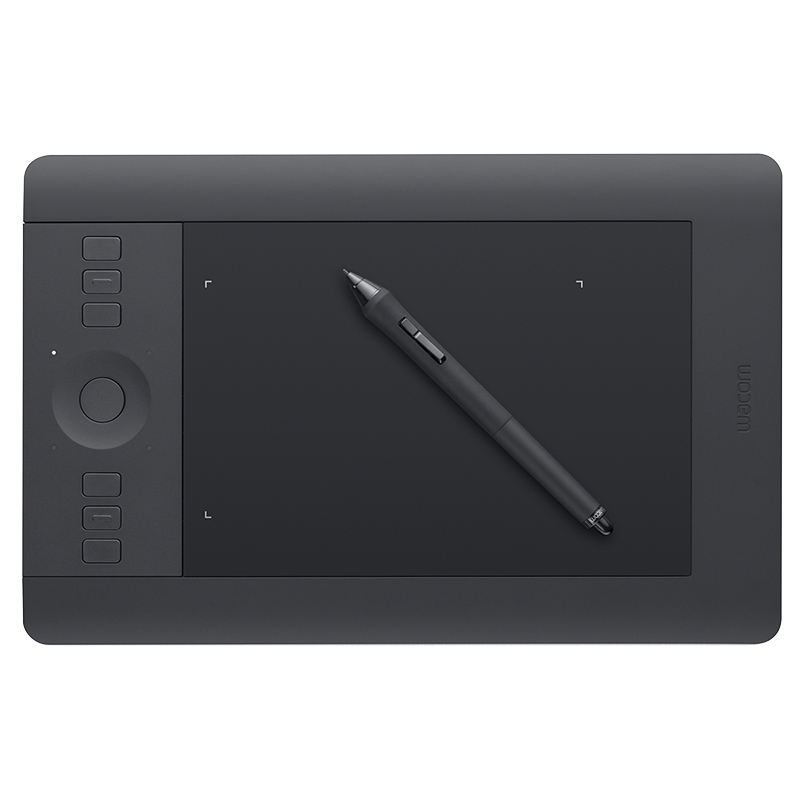 Intuos Pro Pen and Touch Small Tablet - PTH451