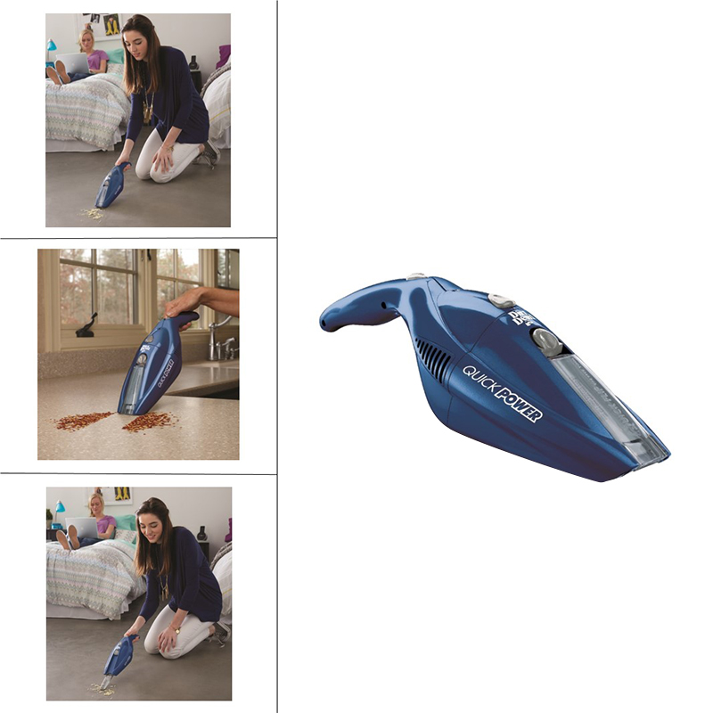 Dirt Devil Quick Power 7.2V Cordless Hand Vacuum